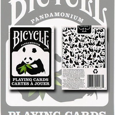 Bicycle Panda Deck by US Playing Card Co