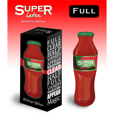 Super Latex Sports Drink (full) by Twister Magic