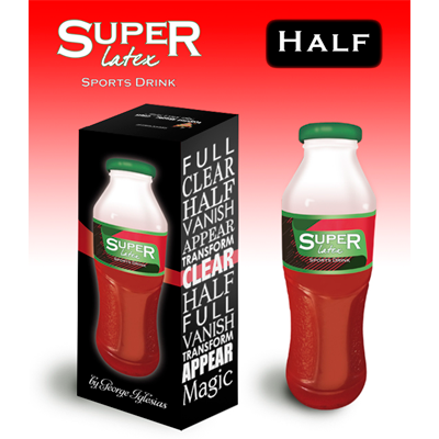 Super Latex Sports Drink (Half) by Twister Magic*