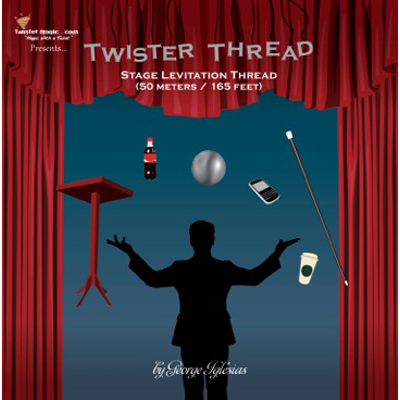 Twister Thread by Twister Magic