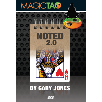 Noted 2.0  by Gary Jones