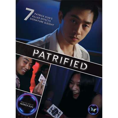 Patrified by Patrick Kun and SansMinds