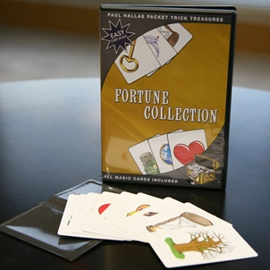 Fortune Collection Cards With Teaching DVD*