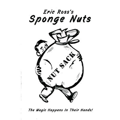 Sponge Nuts (2.0 in.) by Eric Ross