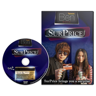 SurPrice by Taiwan Ben*