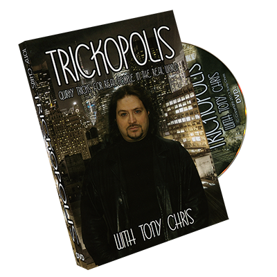 TRICKOPOLIS by Tony Chris