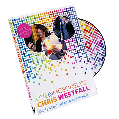 Live at McSorelys by Chris Westfall*