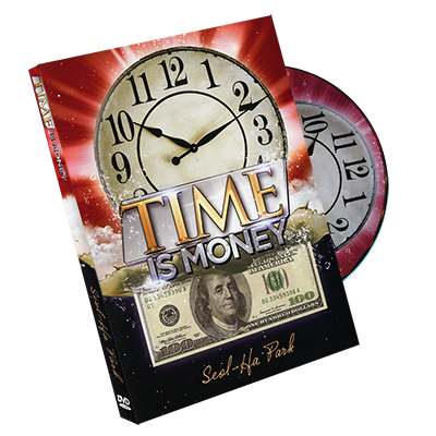 Time-is-Money-by-Seol-Park