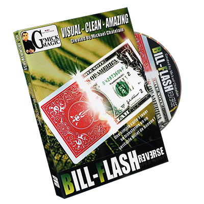 Bill Flash Reverse by Mickael Chatelain
