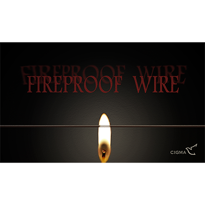 Fireproof-Wire