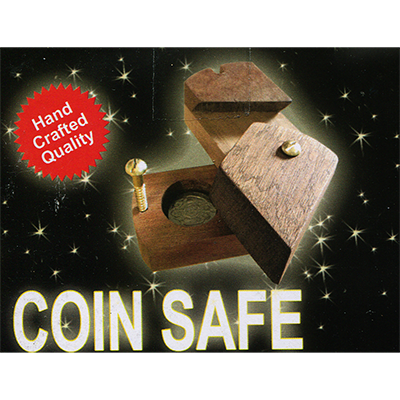 Merlins Coin Safe by Merlins Magic