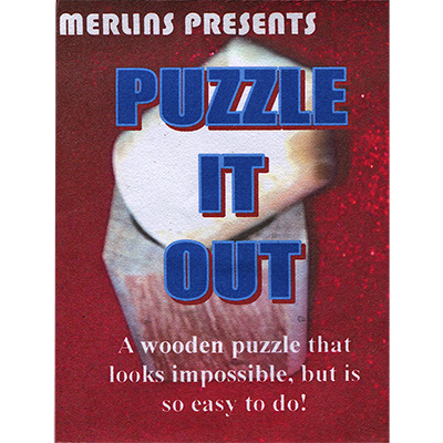 Puzzle It Out by Merlins Magic