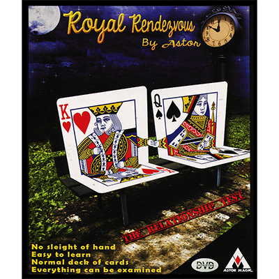 Royal Rendezvous by Astor Magic*