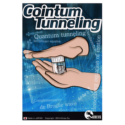 Cointum Tunneling by Kreis Magic