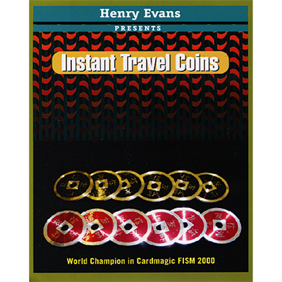 Instant-Travel-Coins-by-Henry-Evans