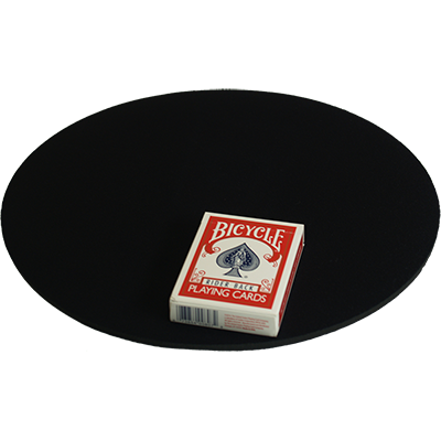 Round-Neoprene-Mat-(30cm)-by-Undermagic
