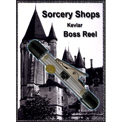 I-Boss (KEVLAR) by Sorcery Manufacturing