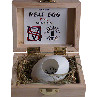 Real Egg  by Gianfranco Ermini & Stratomagic