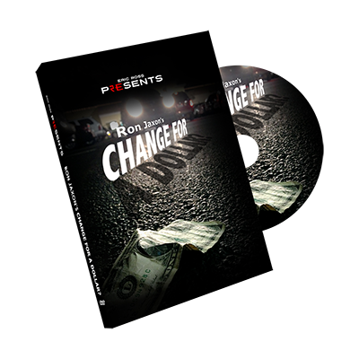 Change-for-a-Dollar-by--Ron-Jaxon-&-Eric-Ross*