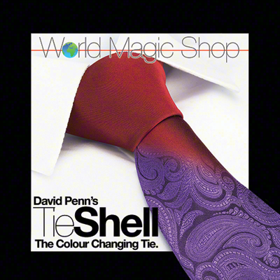 Tie Shell (The Color Changing Tie) by David Penn