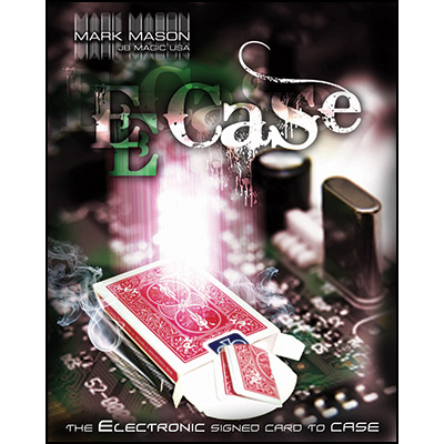 E-Case by Mark Mason and JB Magic*