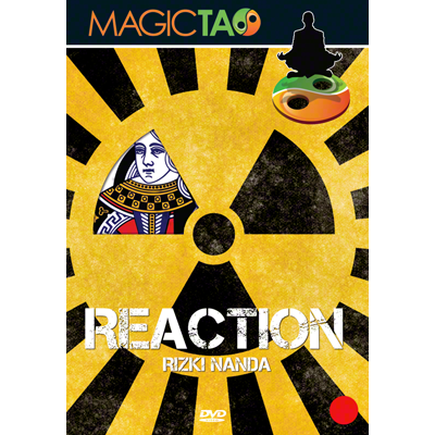 Reaction by Rizki Nanda and Magic Tao