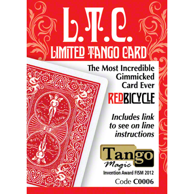 Tango Limited Card by Tango