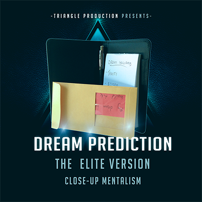 Dream-Prediction-Elite-Version-Wallet-by-Paul-Romhany