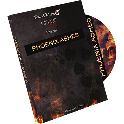 Phoenix Ashes  by David Blanco and Asier Kidam