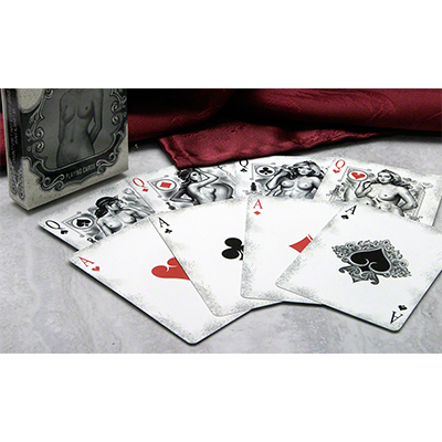 Physique Playing Card by Collectable Playing Cards