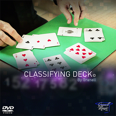 Classifying Deck By Granell Magic Inc