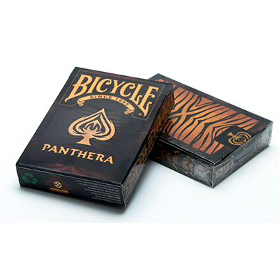 Bicycle Panthera Playing Cards by Collectable Playing Cards