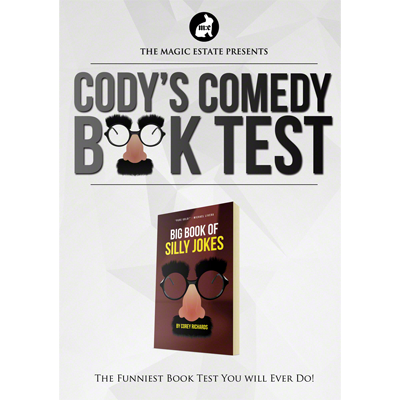 Cody`s Comedy Book Test by Cody Fisher