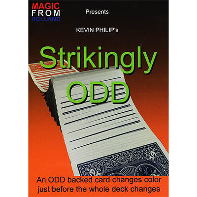Strikingly odd by Kevin Philip*