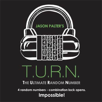 TURN by Jason Palter