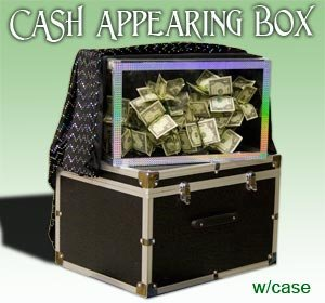 Cash Appearing Box