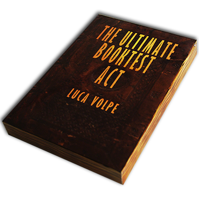 Ultimate Book Test  by Luca Volpe and Titanas Magic