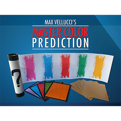 Master Color Prediction by Max Vellucci