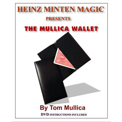 Mullica Wallet by Heinz Minten & Tom Mullica