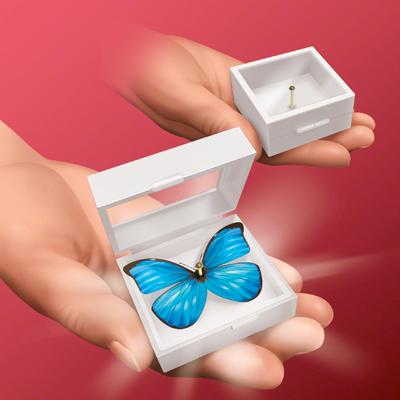 Magic Butterfly by Tenyo Magic