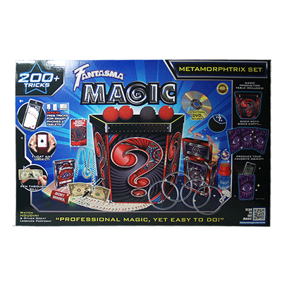 Metamorphtrix Magic Set by Fantasma