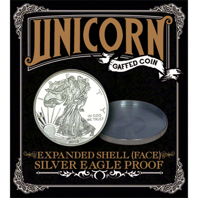Expanded shell by Unicorn Gaffed Coin