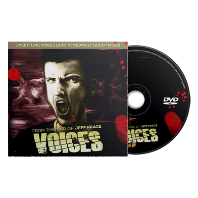 Voices  by Jeff Prace