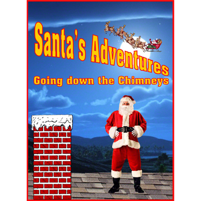 Santa`s Adventures by Graffix Magic
