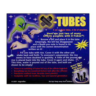 X-Tubes by Magic Effex*