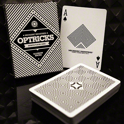 Mechanic Optricks deck by Mechanic Industries