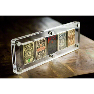 5 Deck Card Case by Gambler`s Warehouse