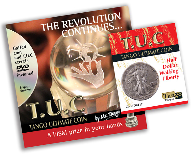 Tango Ultimate Coin - Walking Liberty