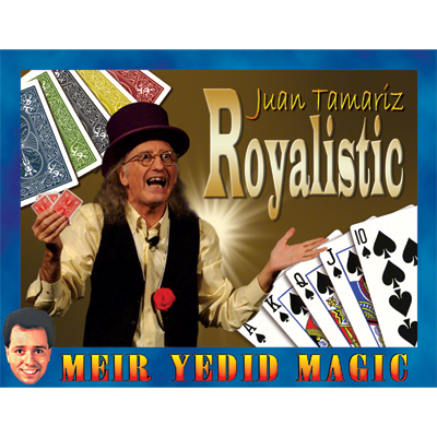 Juan Tamariz Royalistic by Meir Yedid