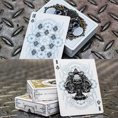Bicycle White Steampunk Deck